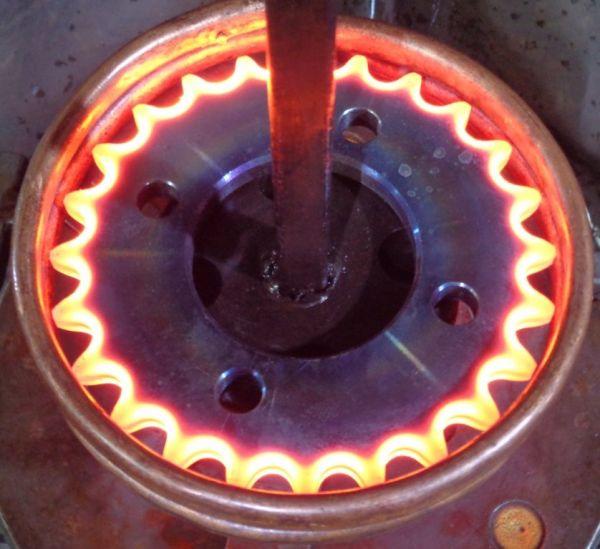 Оборудование для закалки токами высокой частоты. оборудование для закалки твч. установка индукционного нагрева для твч закалки топоров