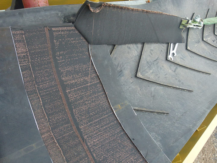 Стыковка конвейерных лент: способы, материалы, оборудование