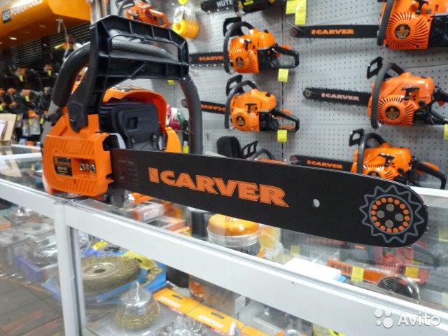 Бензопилы carver. обзор модельного ряда, отзывы