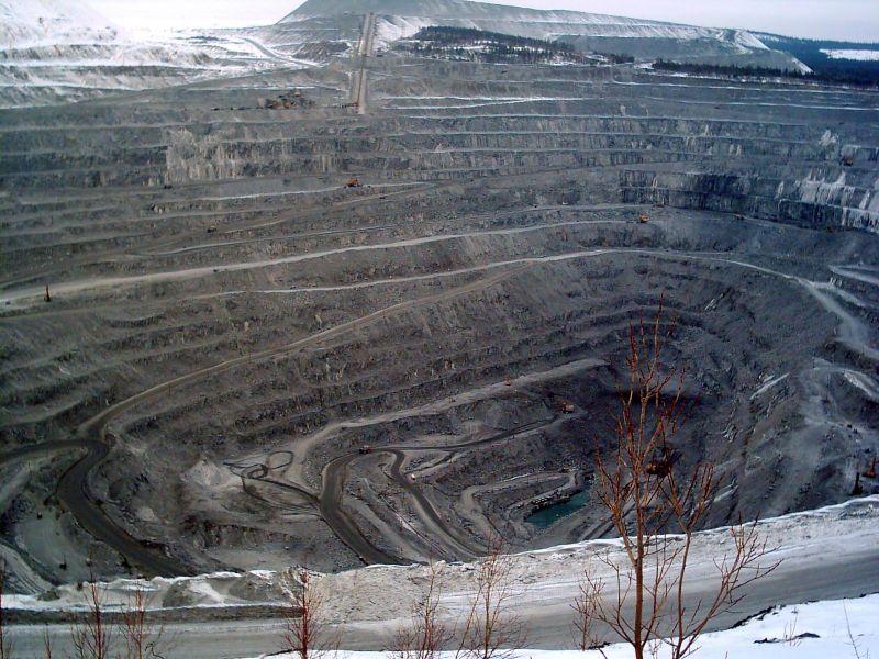 Добыча железной руды в россии - крупнейшие месторождения