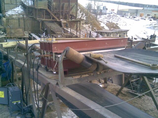 Методы стыковки транспортерных (конвейерных) лент