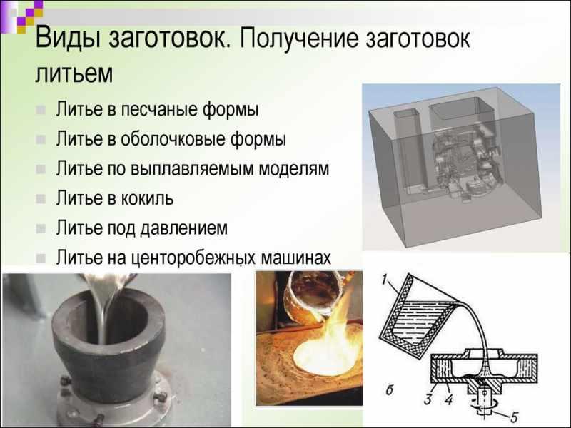 Литье металлов: технология и методы