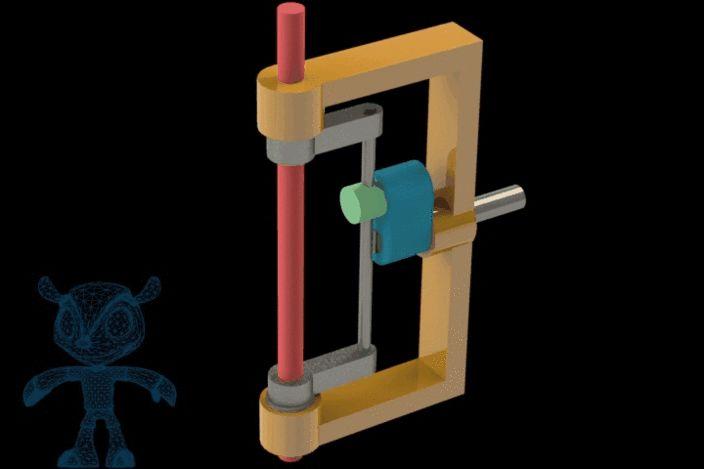 Как самостоятельно сделать мотор для откатных ворот