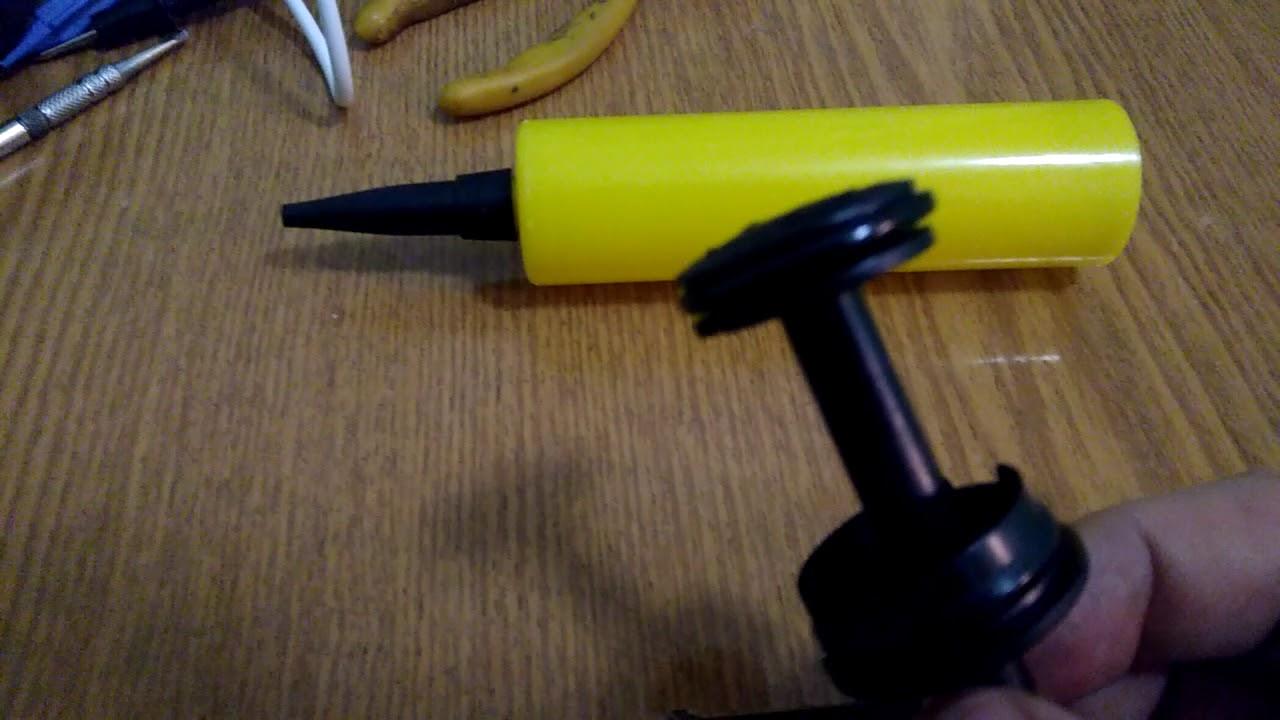 Как создавать вакуумные насосы своими руками?