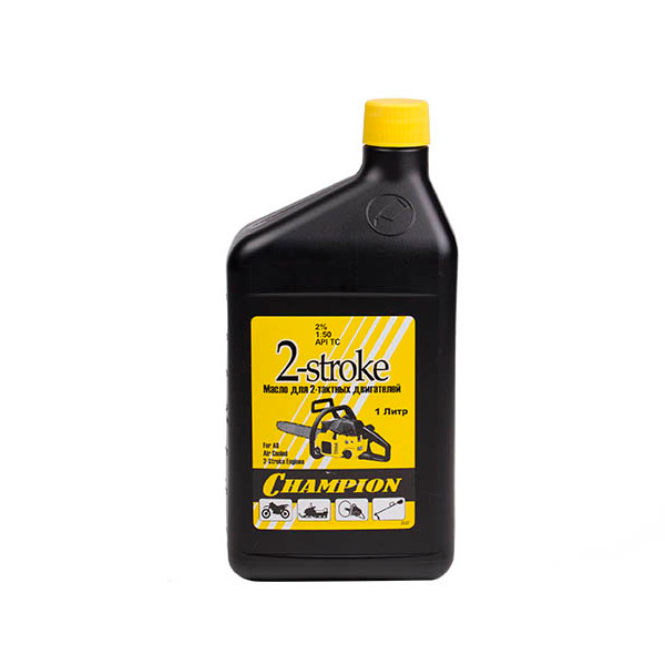 Масло для смазки цепи бензопилы. какое и когда лить?