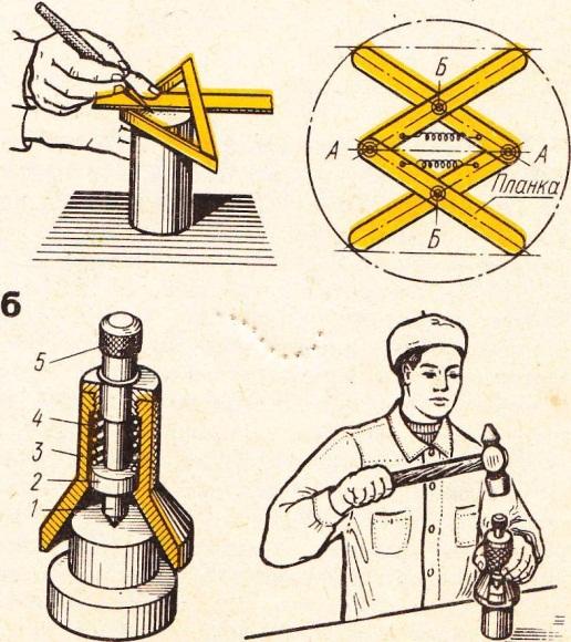 § 4. техника разметки