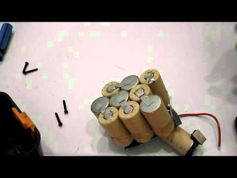 Восстановление ni-cd аккумулятора шуруповерта своими руками | аккумуляторы и батареи