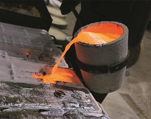 Литейные сплавы алюминий-магний