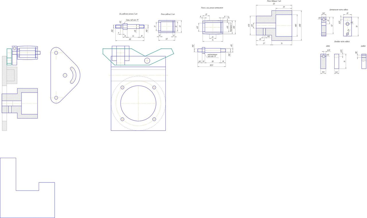 Гриндер своими руками по готовым чертежам — идеи для создания полезного инструмента