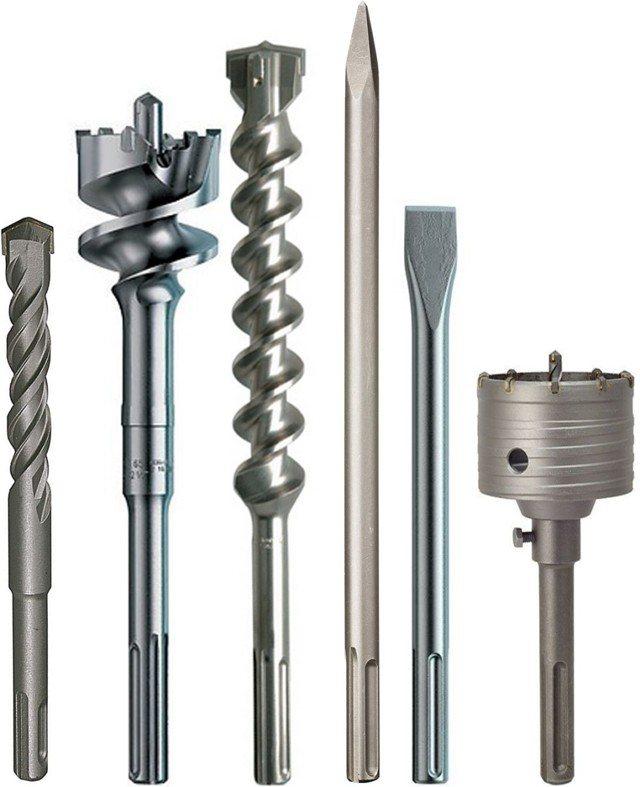 Коронки по бетону для перфоратора как правильно выбрать – мои инструменты