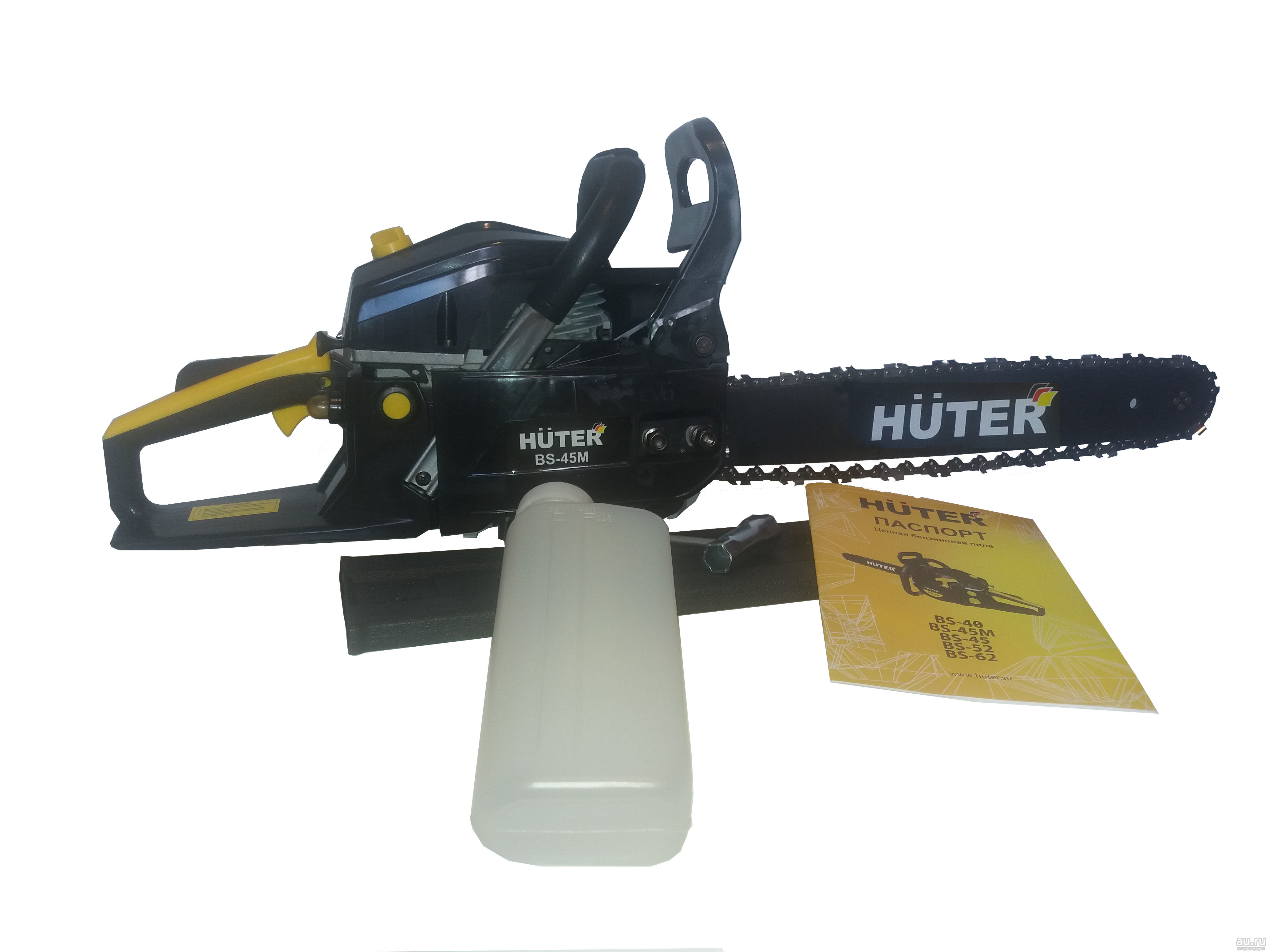 Электропилы huter: обзор модельного ряда