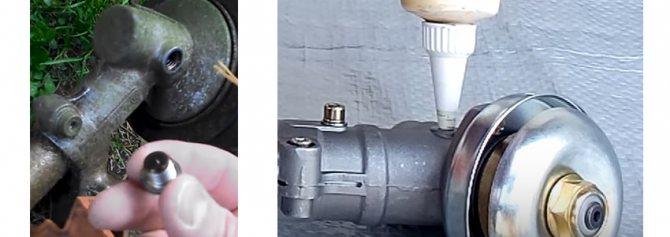 Ремонт триммеров: своими руками, не заводится причины, бензиновых, карбюратора, электрических, глохнет при нажатии на газ, как разобрать, неисправности, стартера бензотриммера, видео