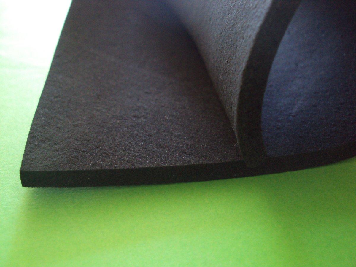Пористая резина: листовая, самоклеющаяся, губчатая