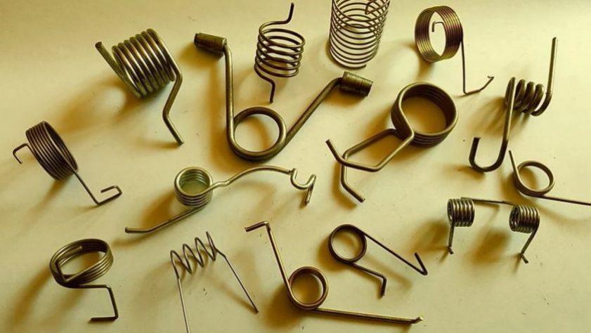 Как сделать пружину своими руками из проволоки и на производстве: описываем досконально
