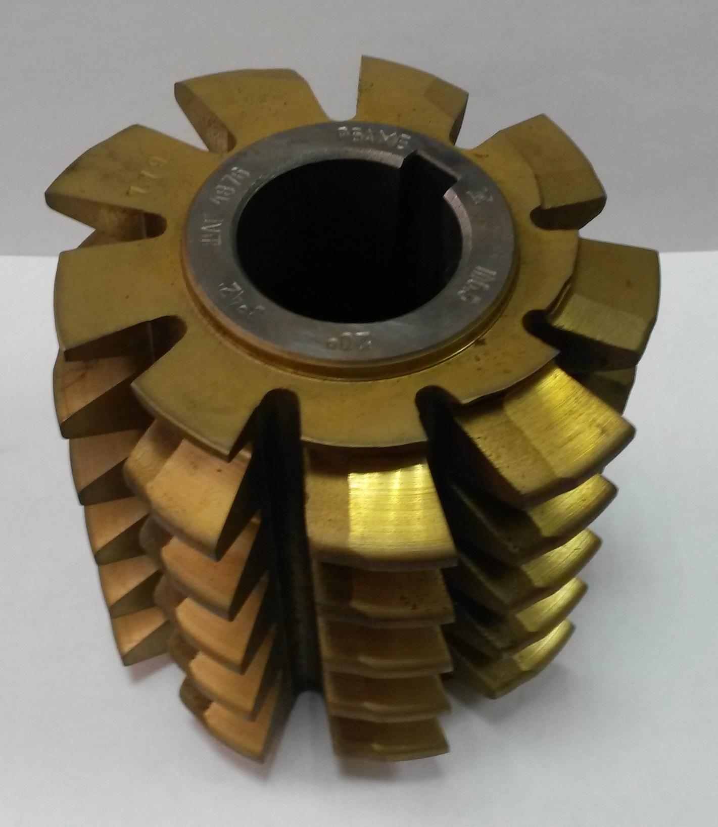 Современные методы и технологические решения эффективной обработки зубчатых колес крупного модуля | журнал стружка
