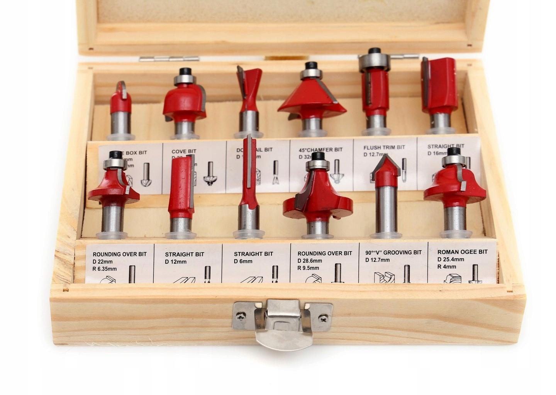Столярные фрезы: назначение и разновидность основных типов насадок для ручного фрезера