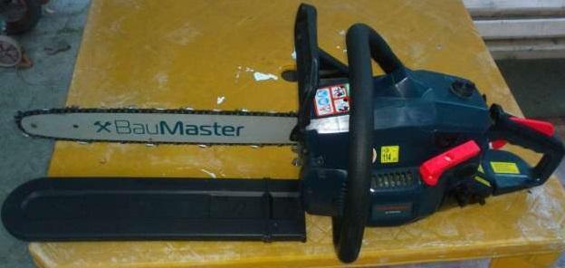 Топ-4 отечественные бензопилы мастер (master) и недостатки моделей