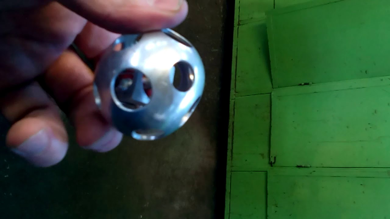 Изготовление шаров на токарном станке