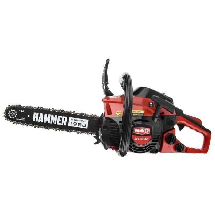 Бензопилы хаммер (hammer)