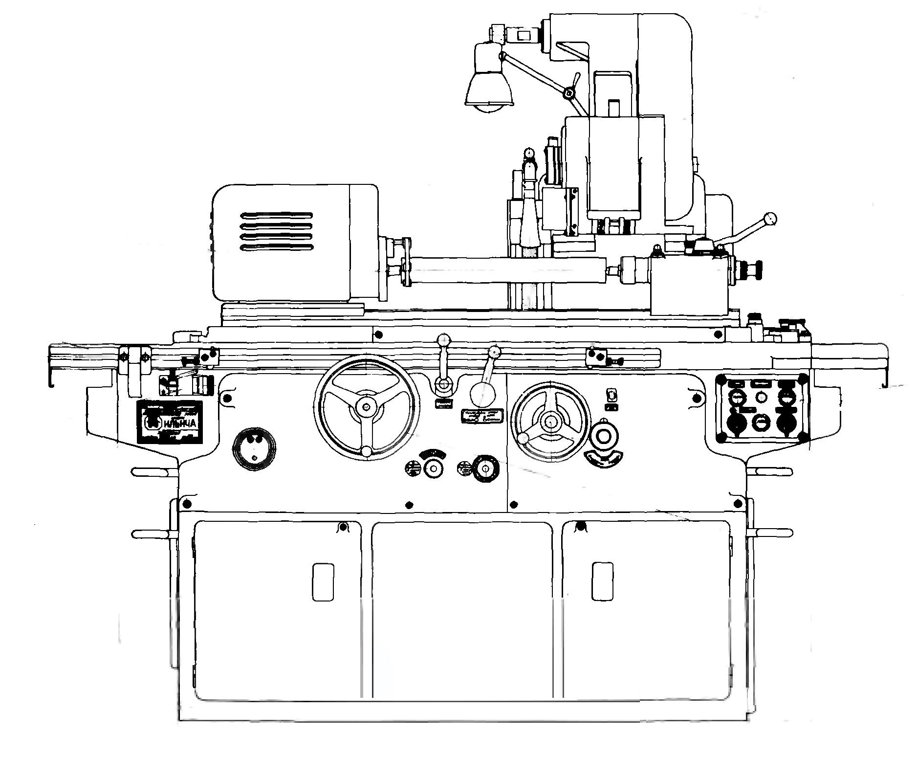 Шлифовальные станки: устройство, принцип работы, виды