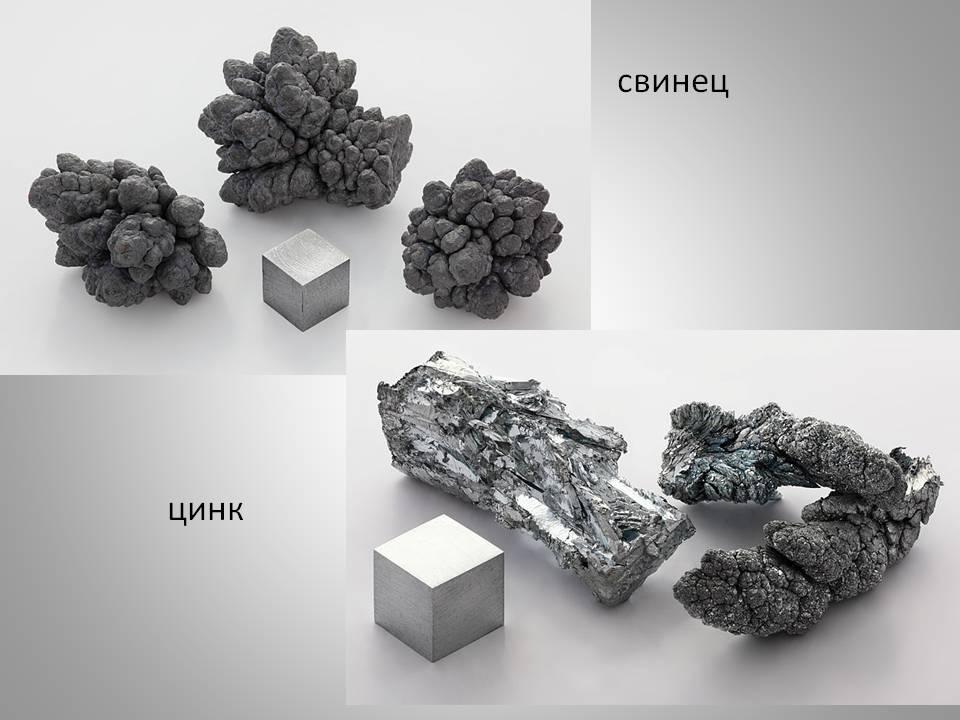 Сплавы цветных металлов — меди, алюминия, цинка, магния