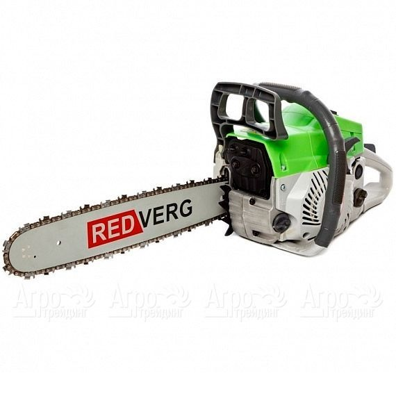 Бензиновая пила redverg rd-gc50-16 2.7 л.с