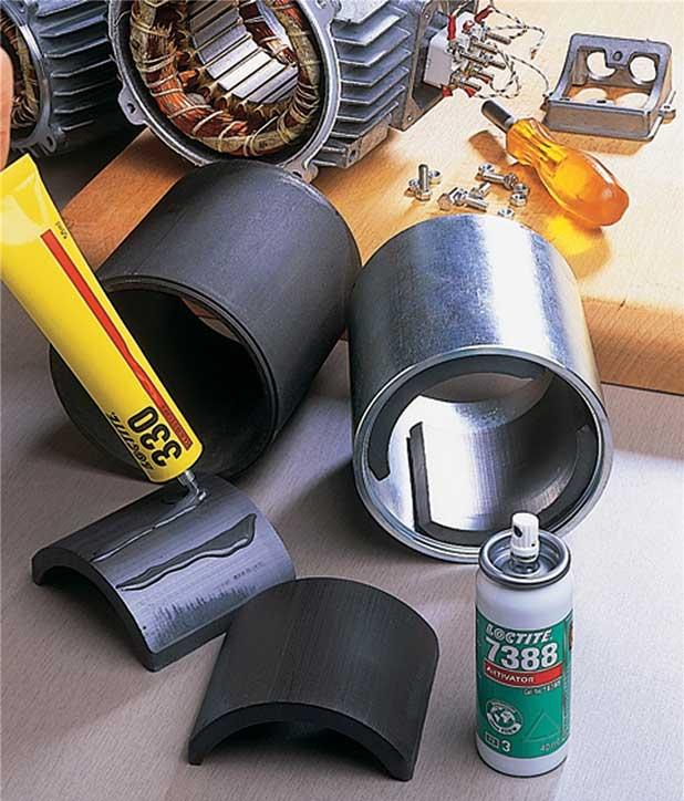 Термостойкий клей для металла, который склеивает алюминиевые, керамические и другие детали