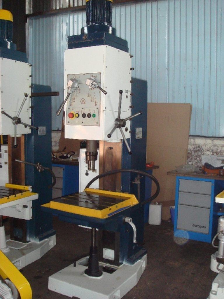 2а135 – сверлильный станок для мелкосерийного производства