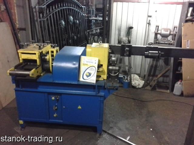 Обзор станков для холодной ковки ажур. станки для холодной ковки ажурсталь оборудование для холодной ковки ажур