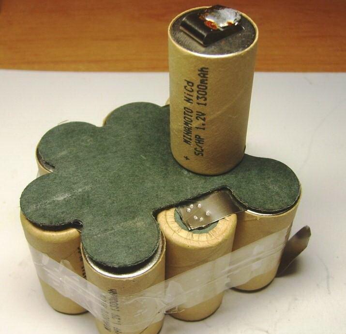 Как восстановить аккумулятор шуруповерта - советы по ремонту