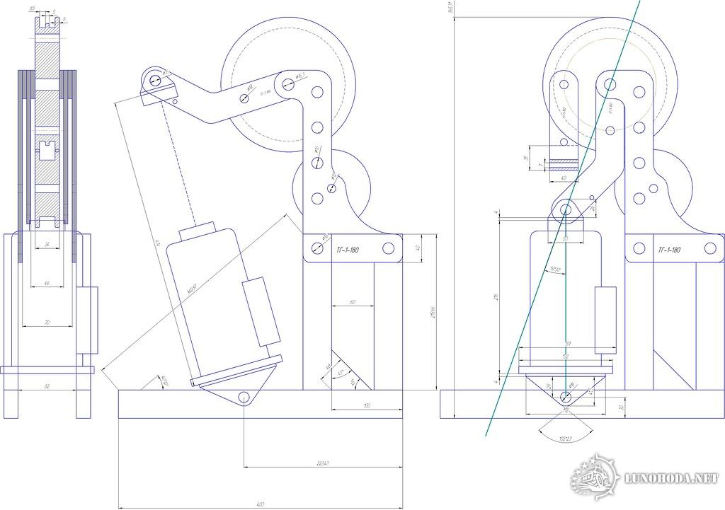 Трубогиб своими руками - как сделать, пошаговая инструкция и фото