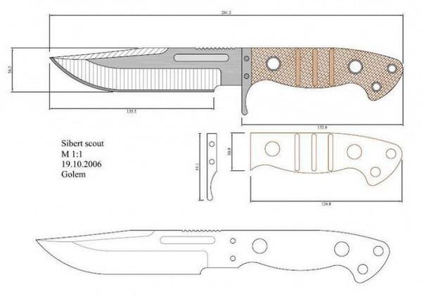 Ножи - всё о ножах: ножи для выживания своими руками