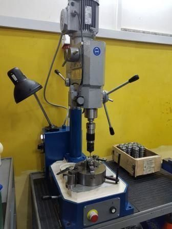 Настольно-сверлильный станок гс2116к технические характеристики