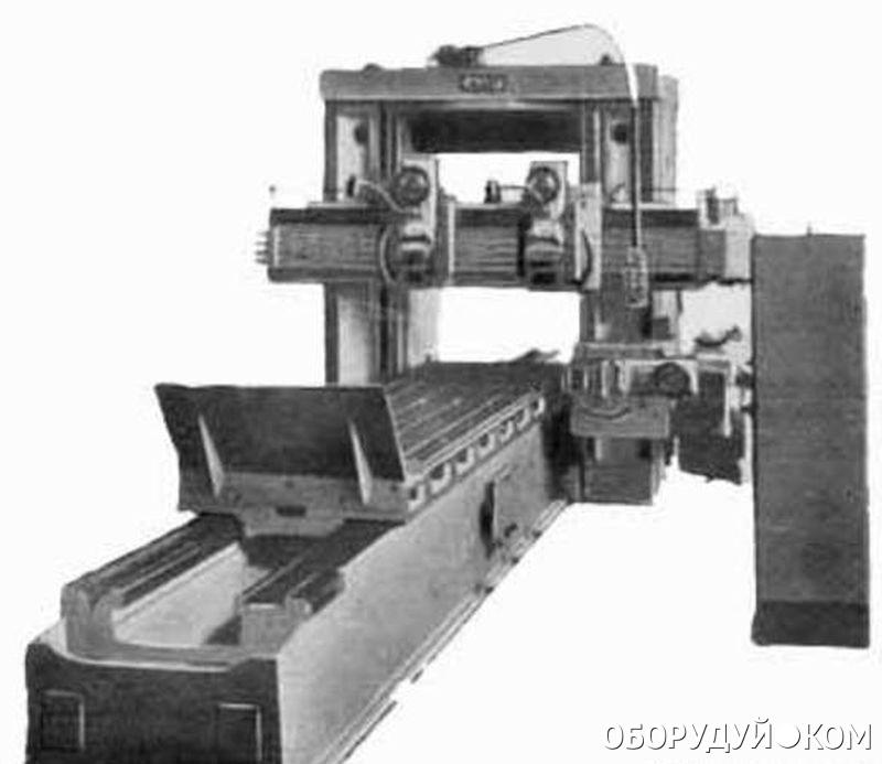7б35 станок поперечно-строгальный описание, характеристики, схемы