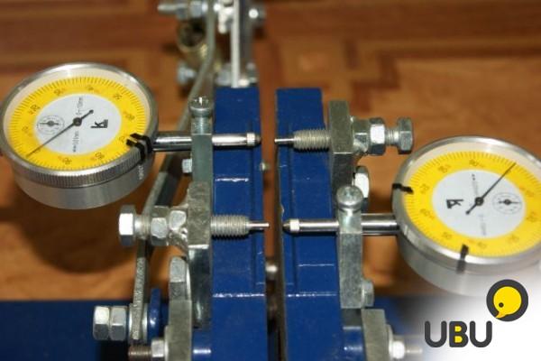 Разводной станок для ленточных пил: настройка, модификации