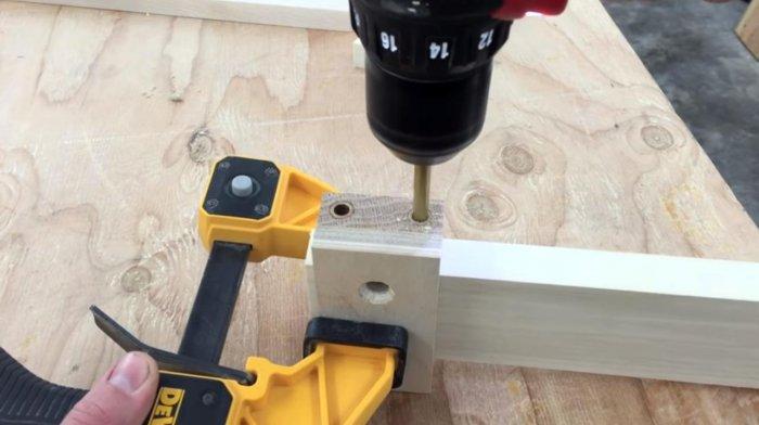 Мебельные кондукторы и шаблоны своими руками чертежи