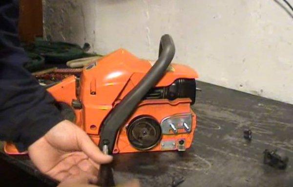 Самостоятельный ремонт бензопилы | мастер
