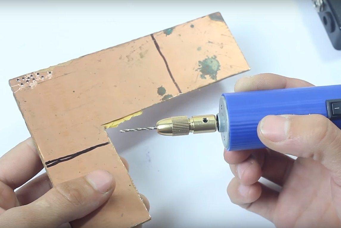 Самодельный дремель своими руками - moy-instrument.ru - обзор инструмента и техники