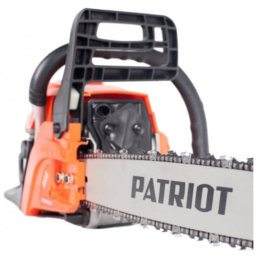 Бензопилы patriot — обзор модельного ряда