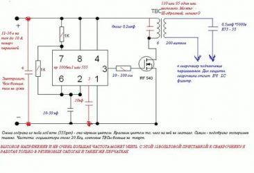 Сварочный осциллятор. схема и принцип работы   проинструмент