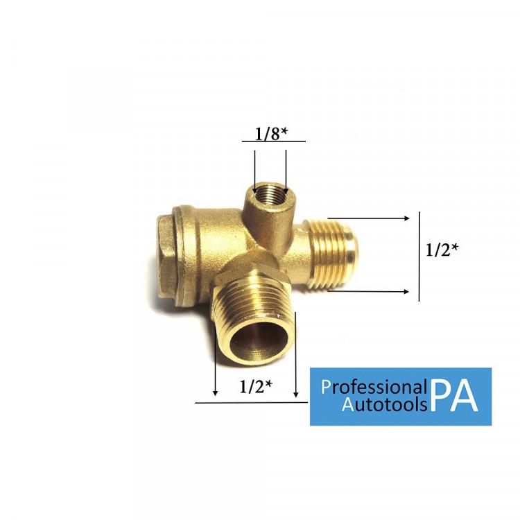 Разгрузочный клапан для компрессора своими руками | все про металл