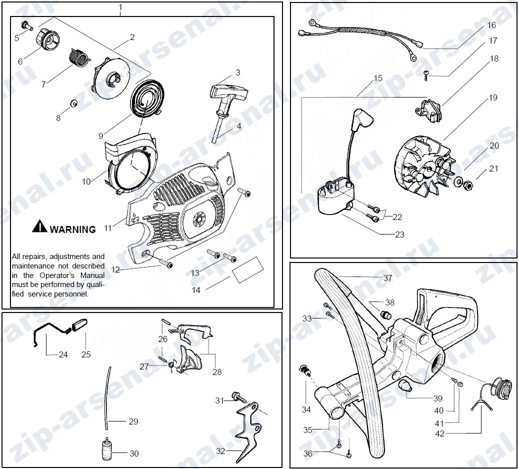 Бензопила husqvarna 137: устройство, характеристики, настройка карбюратора