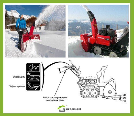 Безопасная эксплуатация снегоуборщиков, практические советы и рекомендации