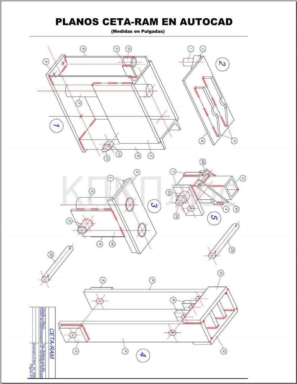 Станок для изготовления шлакоблоков своими руками — чертежи