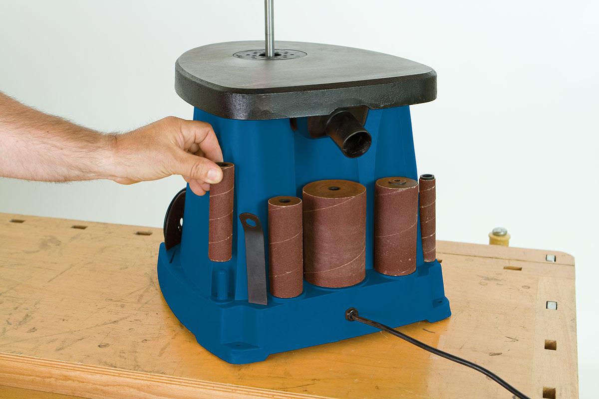 Осцилляционные шпиндельные шлифовальные станки - использование и характеристики