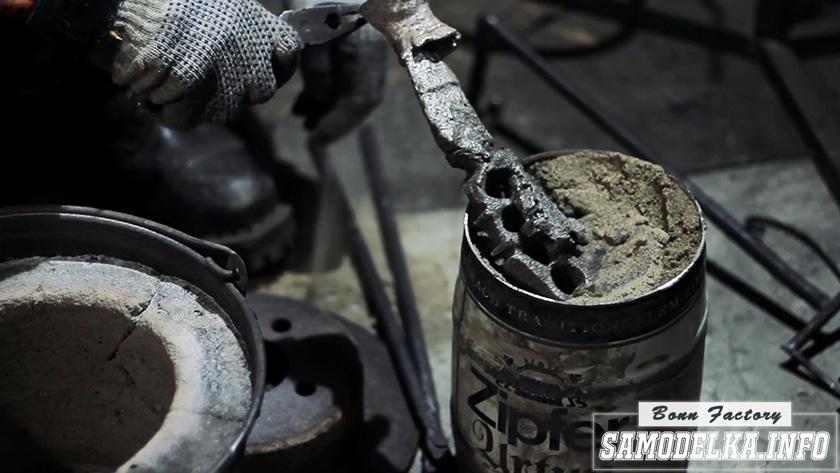 Из чего сделать форму для отливки алюминия - о металле