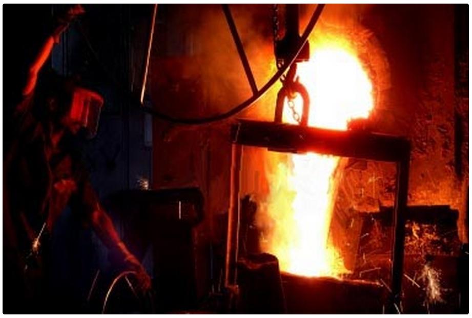 Литье стали: свойства и способы обработки металла