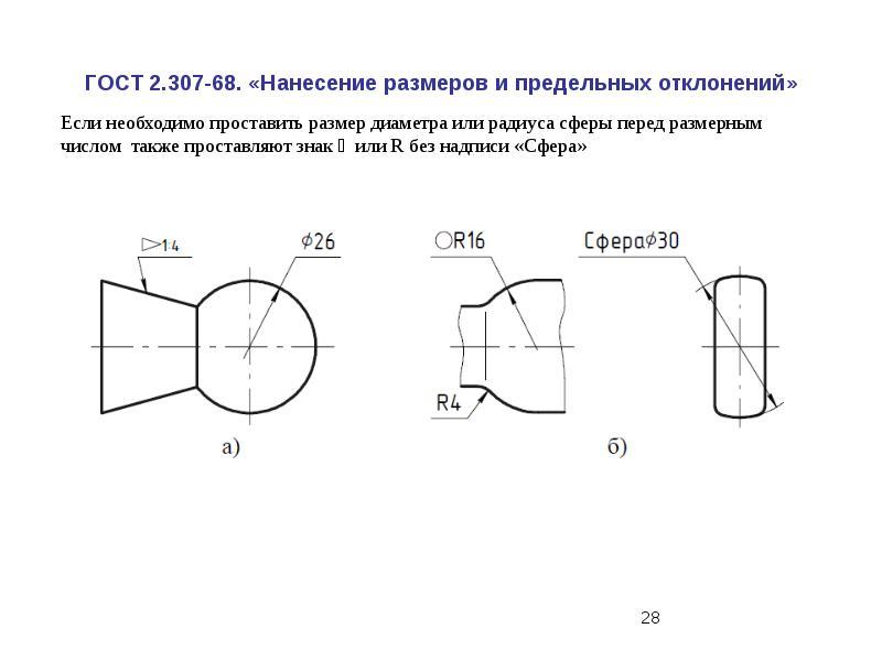 Гост 2.308-79: единая система конструкторской документации. указание на чертежах допусков формы и расположения поверхностей