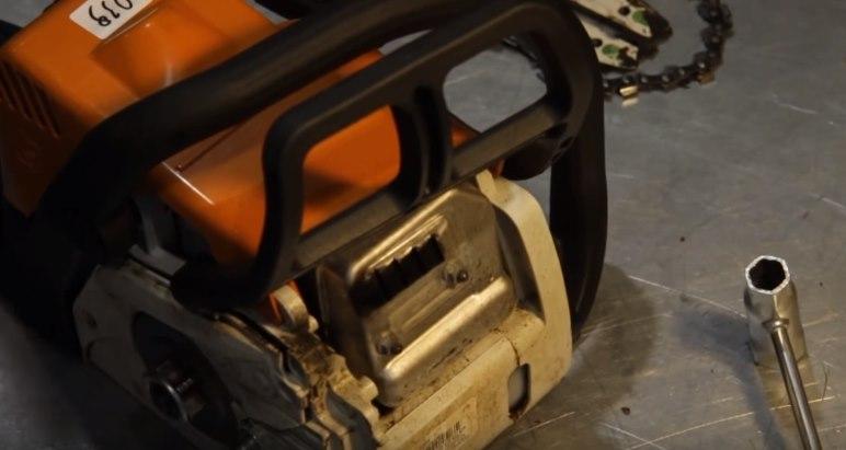 Основные причины по которым не заводится бензопила штиль и способы их устранения