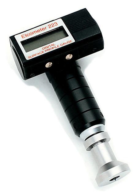 Прибор для измерения шероховатости поверхности металла - справочник металлиста